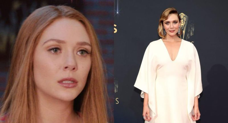 Emmy Awards: Elizabeth Olsen shone in a dress designed by her sisters, twins Mary Kate and Ashley