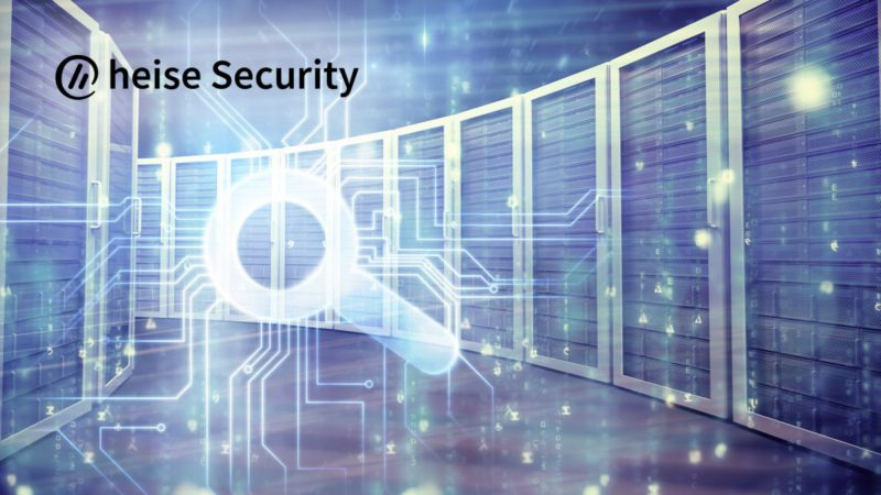 heise Security Webinar: Rights for admins - risk log files