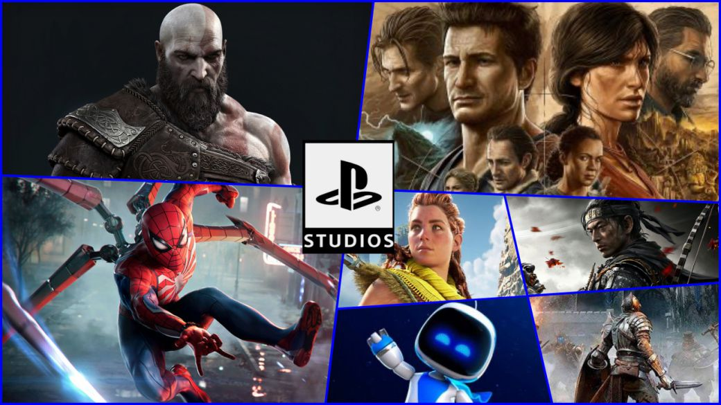 PlayStation Studios: with Bluepoint Games, these are Sony's 16 in-house studios