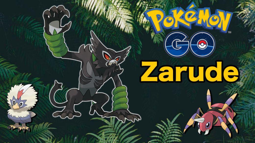 Pokémon GO – Evento Los secretos de la selva