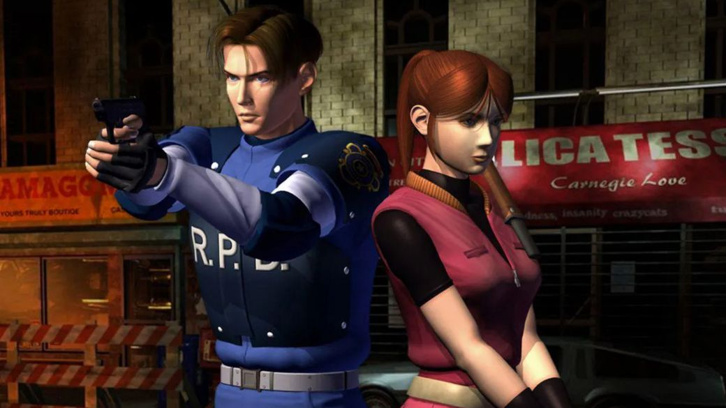 This live-action Tik Tok recreates Resident Evil 2 as if it were the 1998 classic