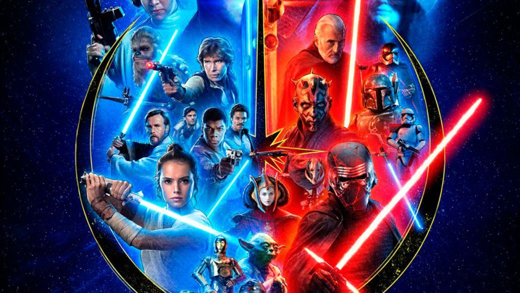Disney to premiere 11 Star Wars series over the next few years on Disney +