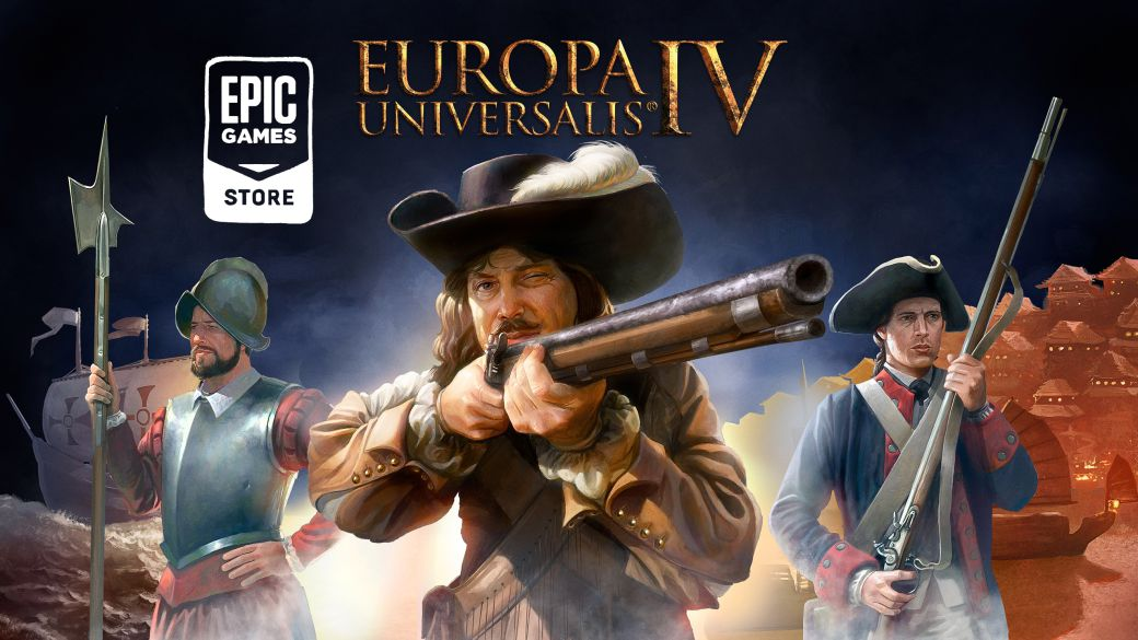 Europa Universalis IV is now free on the Epic Games Store and the next one has been announced