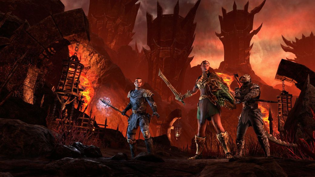 The Elder Scrolls Online will be localized into Spanish in 2022