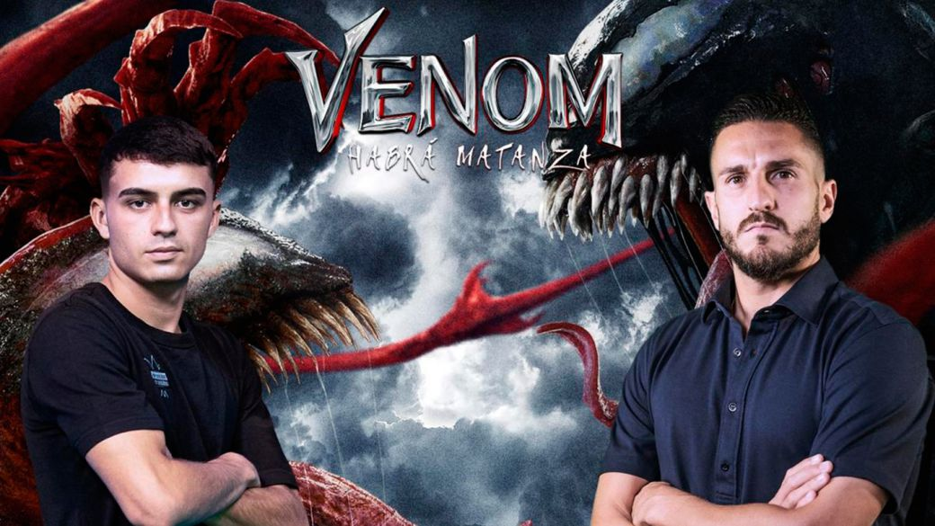 Koke and Pedri become symbiotes in a fun video of Venom: There will be Carnage