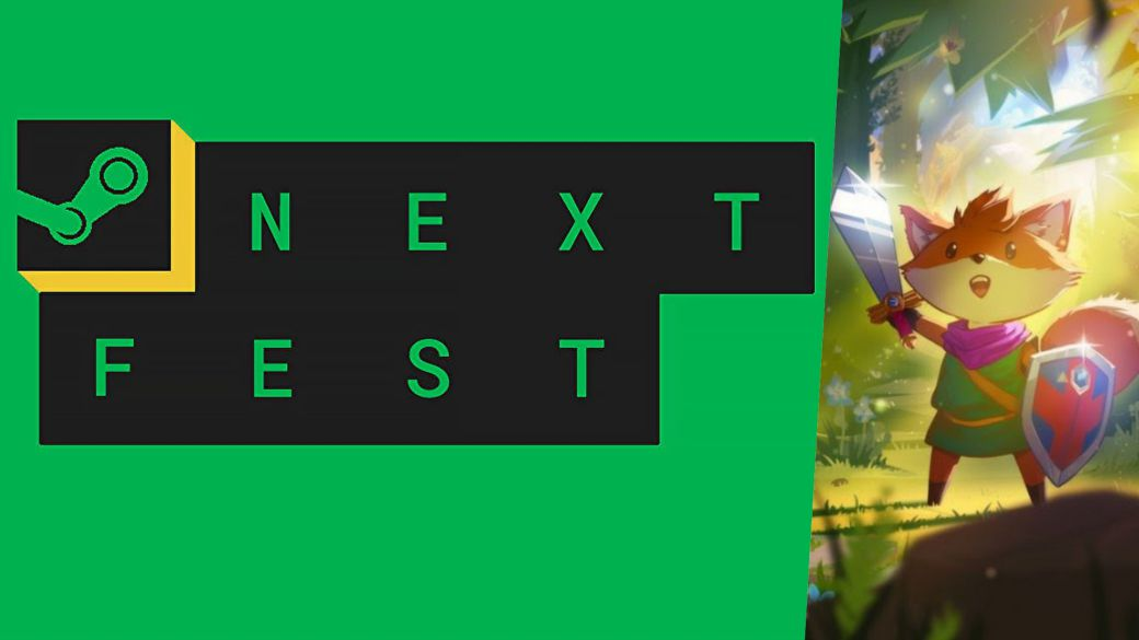Steam Next Fest Now Available: 700+ demos featuring Tunic, Starship Troopers, and more