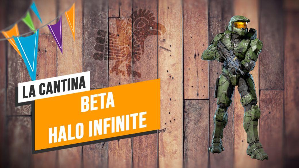 La Cantina: Halo Infinite Multiplayer Beta