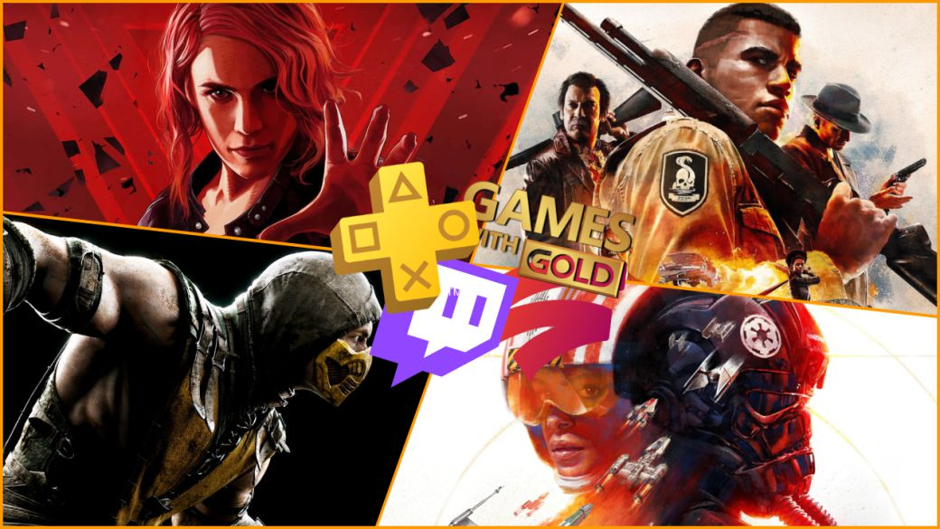 October Free Games on PS Plus, Xbox Gold, Prime Gaming, and Stadia Pro