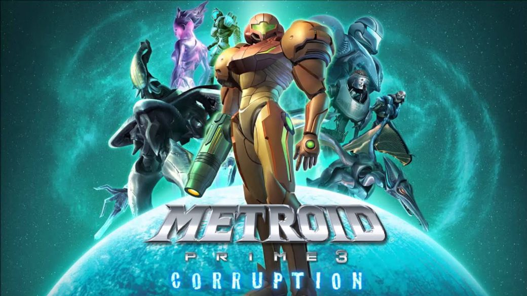 Metroid Prime 3 was conceived as a game with open world elements