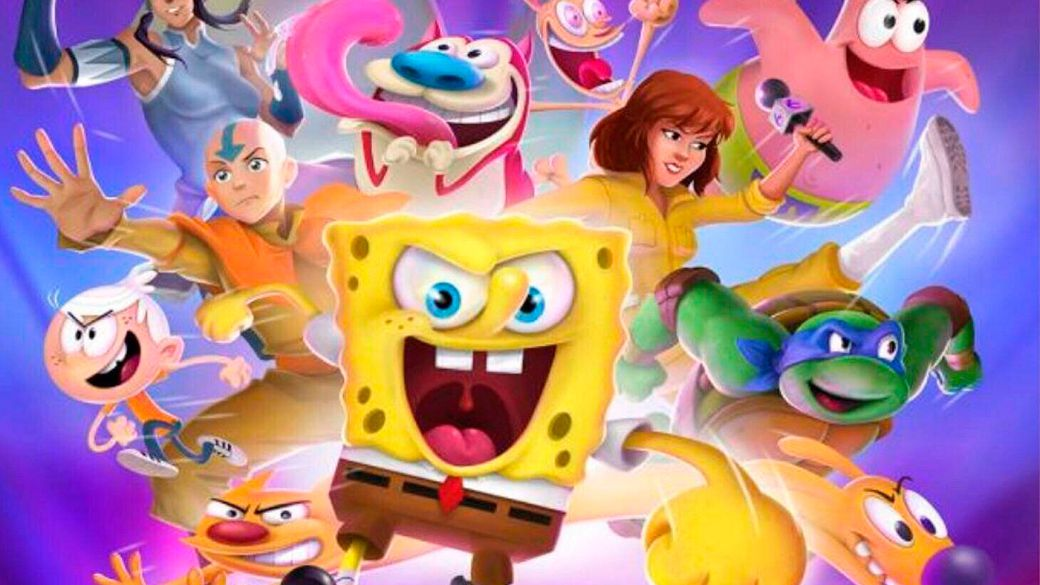 Nickelodeon All-Star Brawl presents its crazy launch trailer: all the fighters