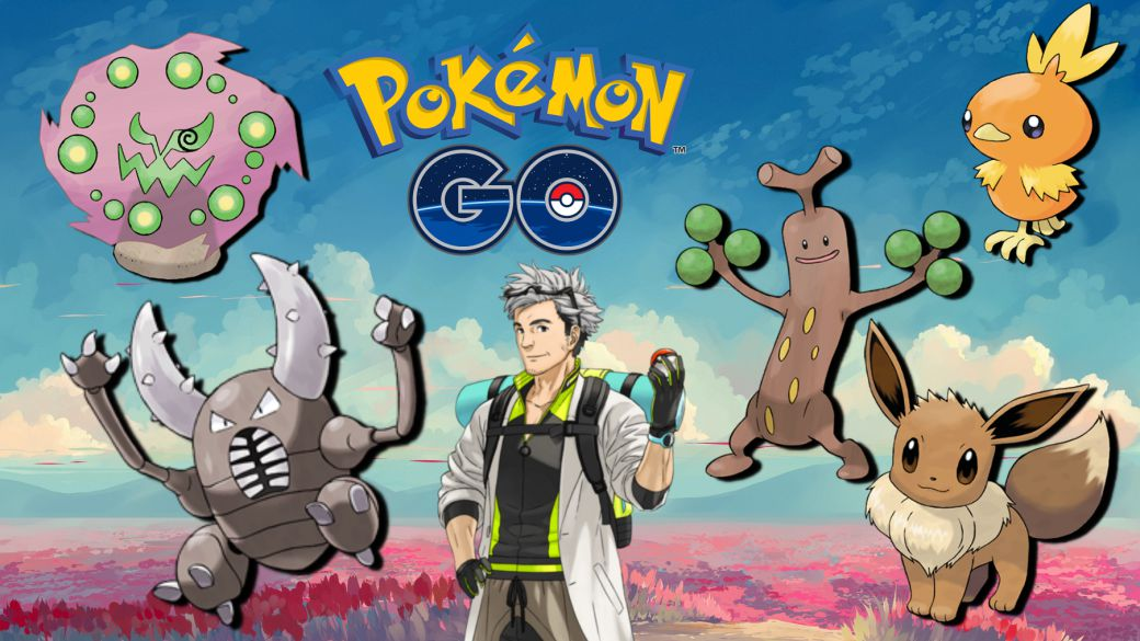 Pokémon GO: all research, rewards and shiny for October (2021)