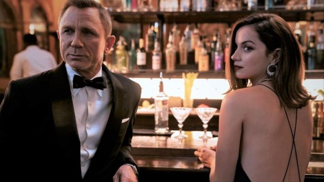 Sin Tiempo Para Morir (No Time To Die) sweeps the box office: Agent 007 aims high