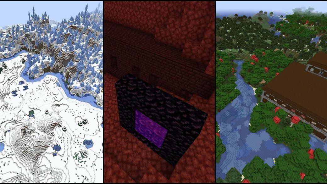 Top 10 Minecraft 1.17.1 Seeds (October 2021)