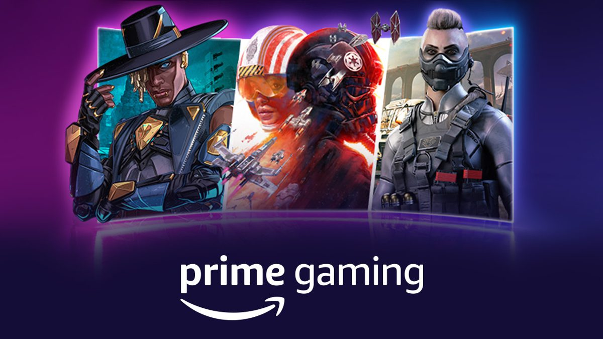 Introducing Amazon Prime Gaming's October 2021 free games