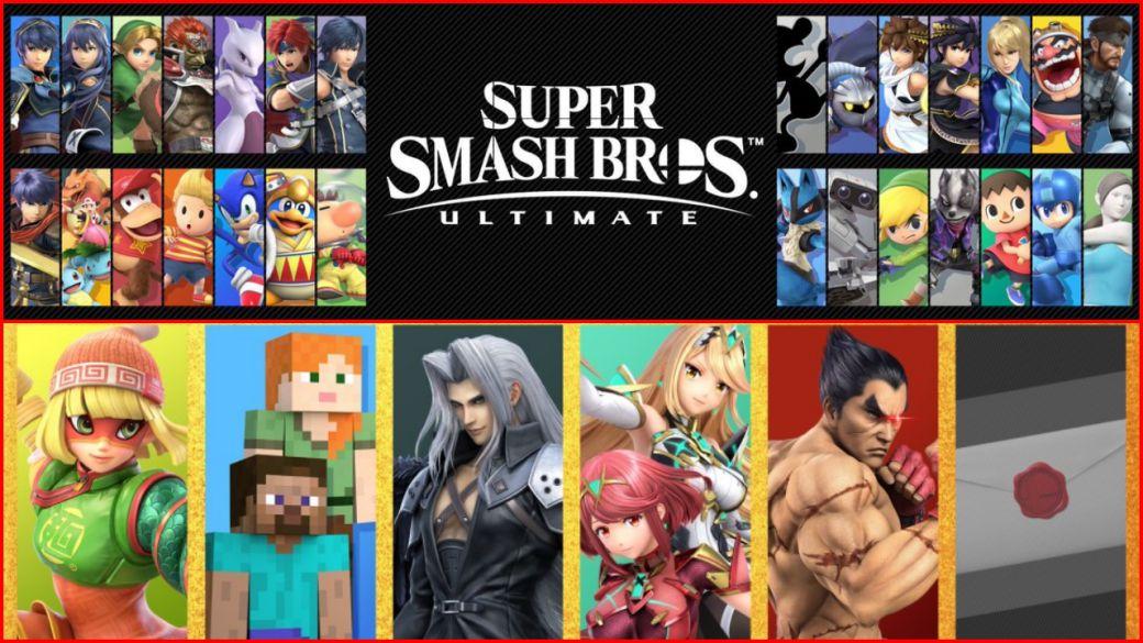 Super Smash Bros. Ultimate: Live Presentation of the Last Character