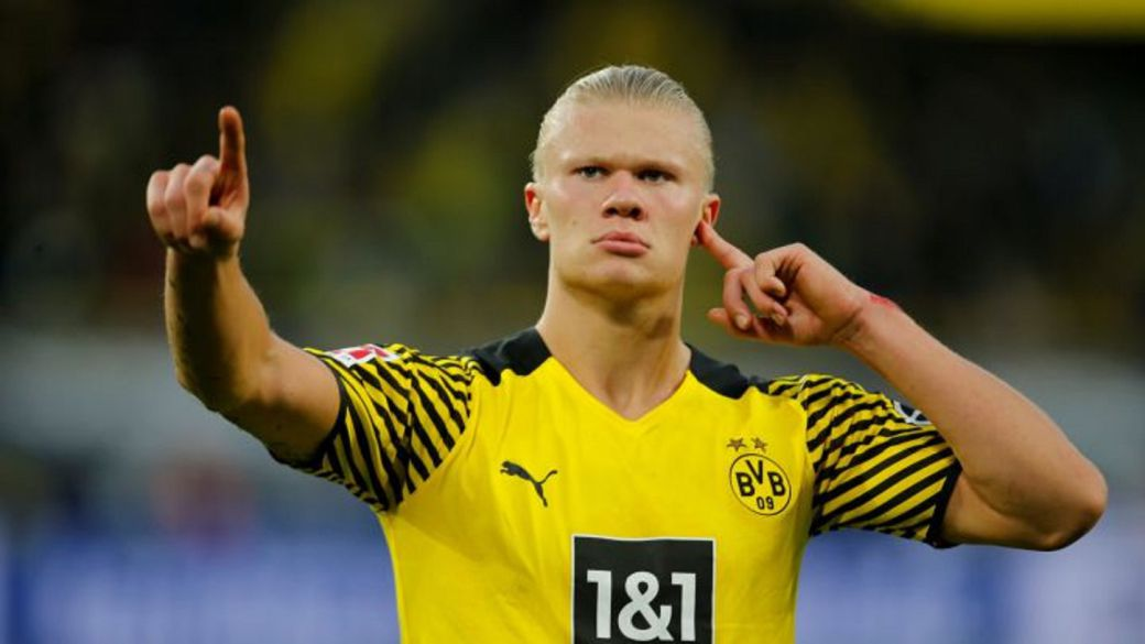 FIFA 22 Haaland enfado estadísticas