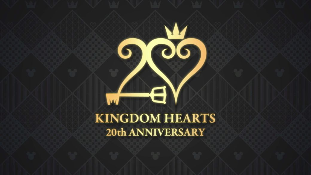 Kingdom Hearts will have an event to celebrate its 20th anniversary;  trailer and first details