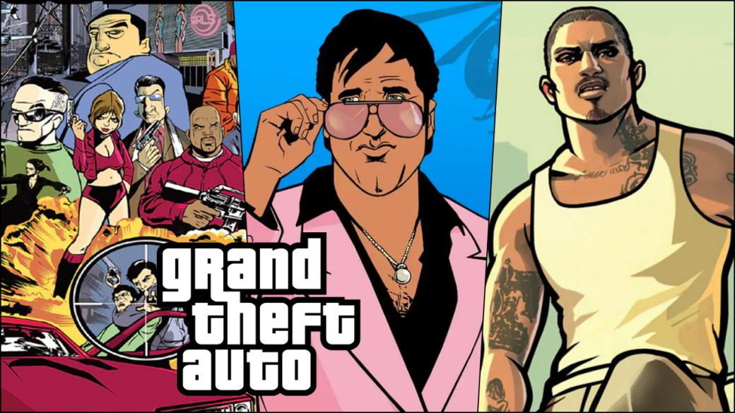 GTA Trilogy: Rockstar updates your PC launcher with evidence and pack logos
