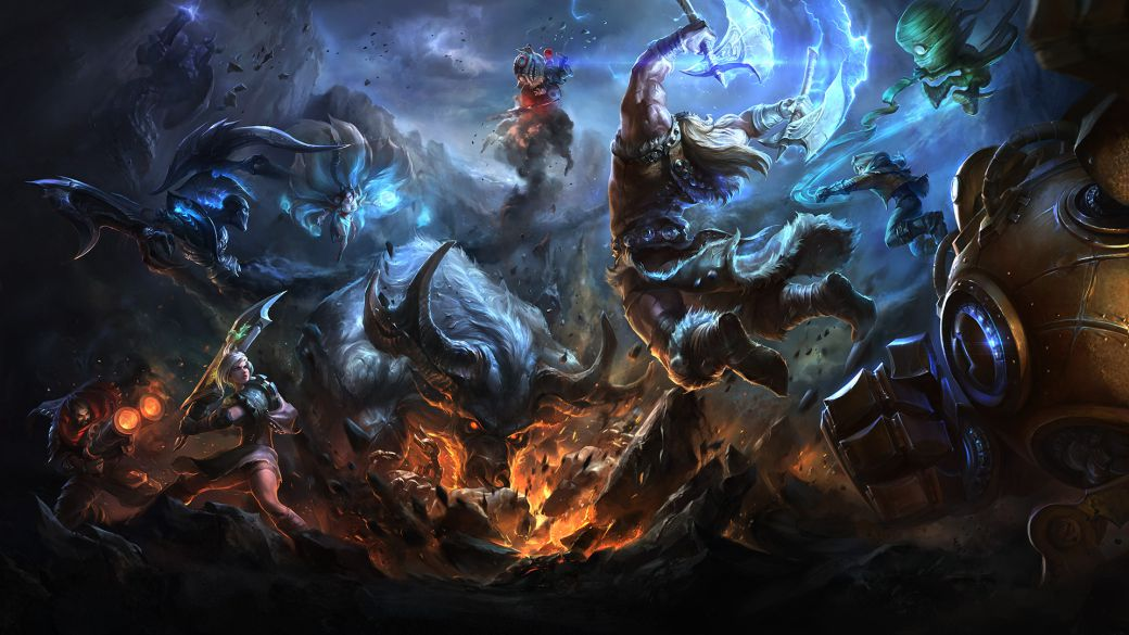 League of Legends, Patch 11.20;  changes and updates to champions, items, and more