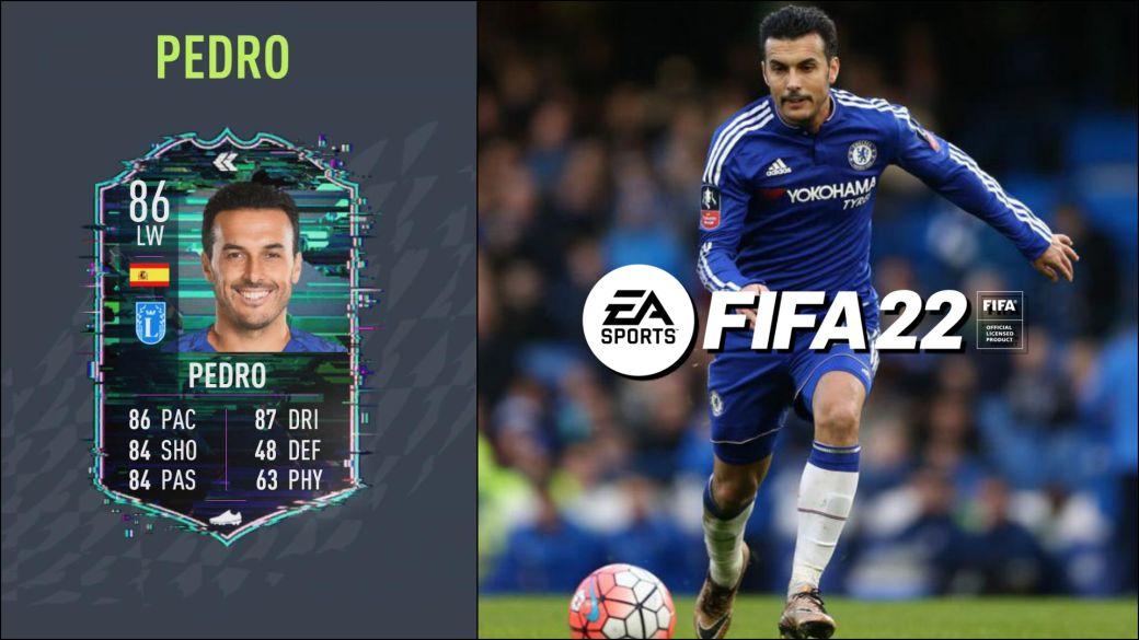 FIFA 22 Pedro flashback SBC todos los desafìos