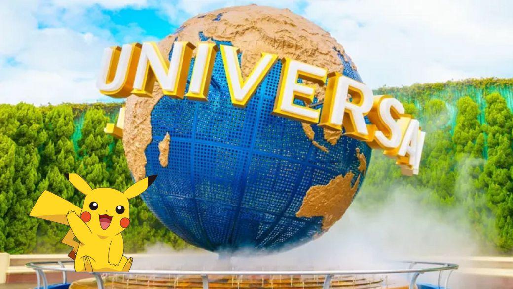 Pokémon coming to Universal Studios Japan from 2022