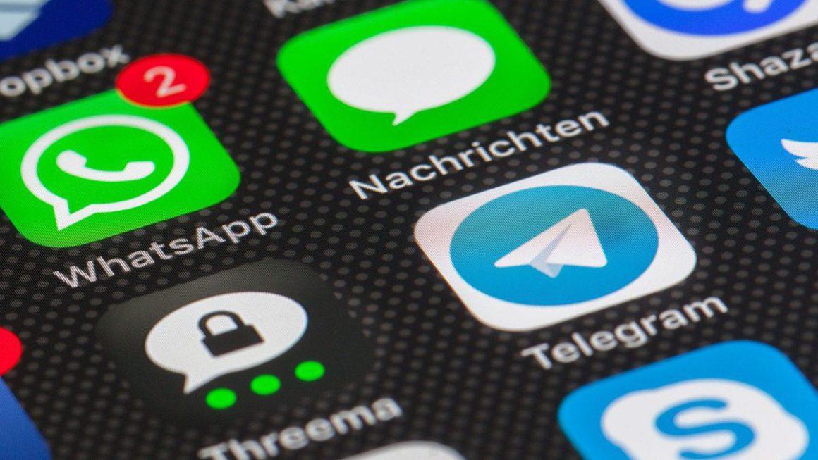 Telegram gana 70 millones de nuevos usuarios tras la caída de WhatsApp