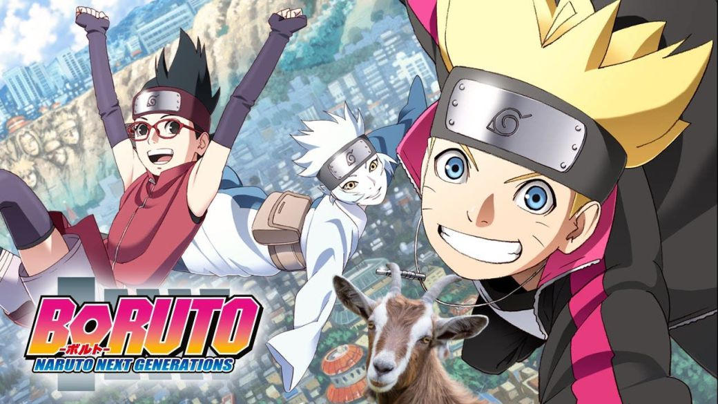 Boruto: Naruto Next Generations;  all filler chapters