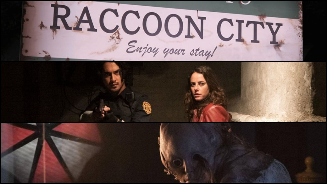 Resident Evil: Welcome to Raccoon City presents its first teaser trailer