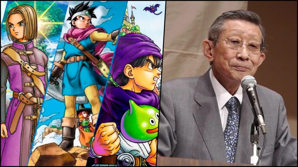 Koichi Sugiyama, composer of Dragon Quest, has passed away