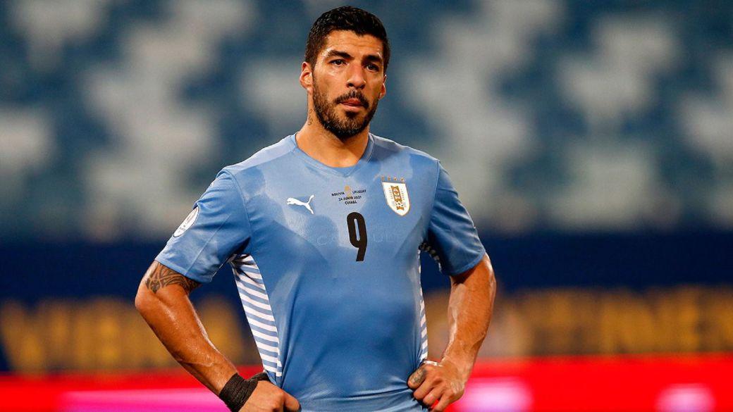 FIFA 22 eliminates 8 teams from Conmebol: Uruguay, Chile, Peru, Colombia ...