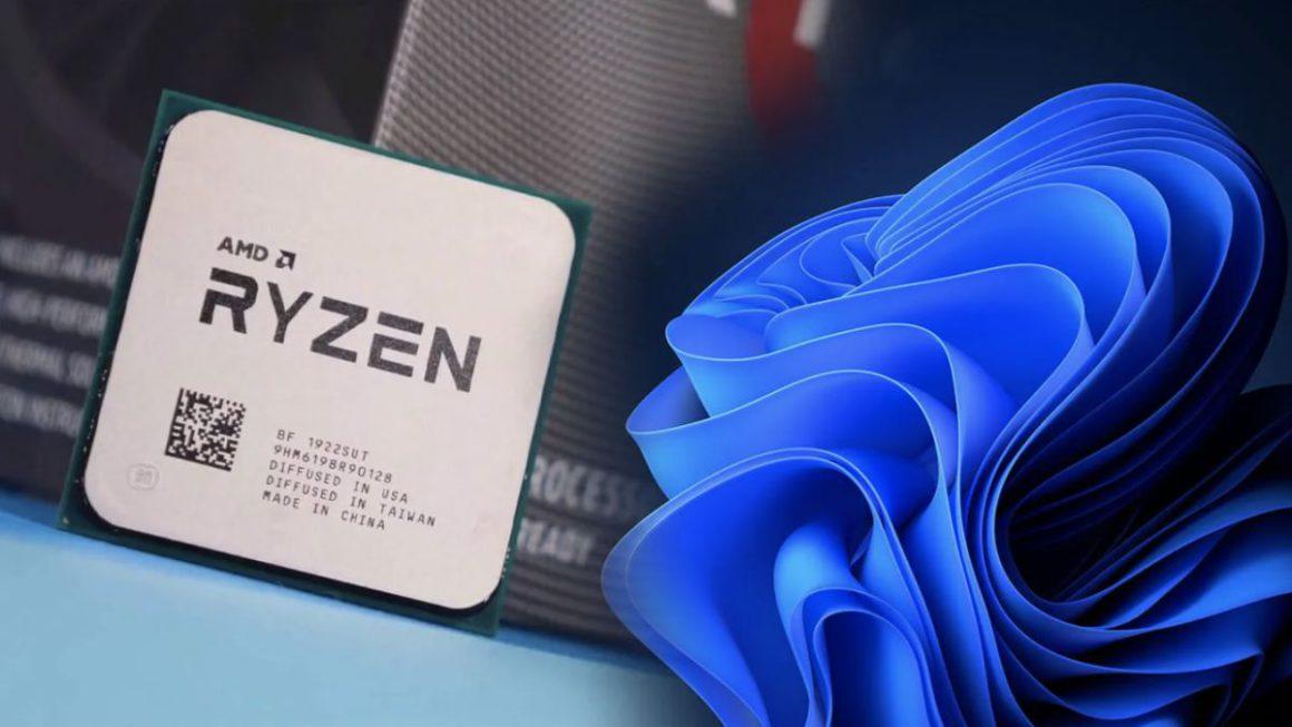 Algunos procesadores AMD dan problemas con Windows 11