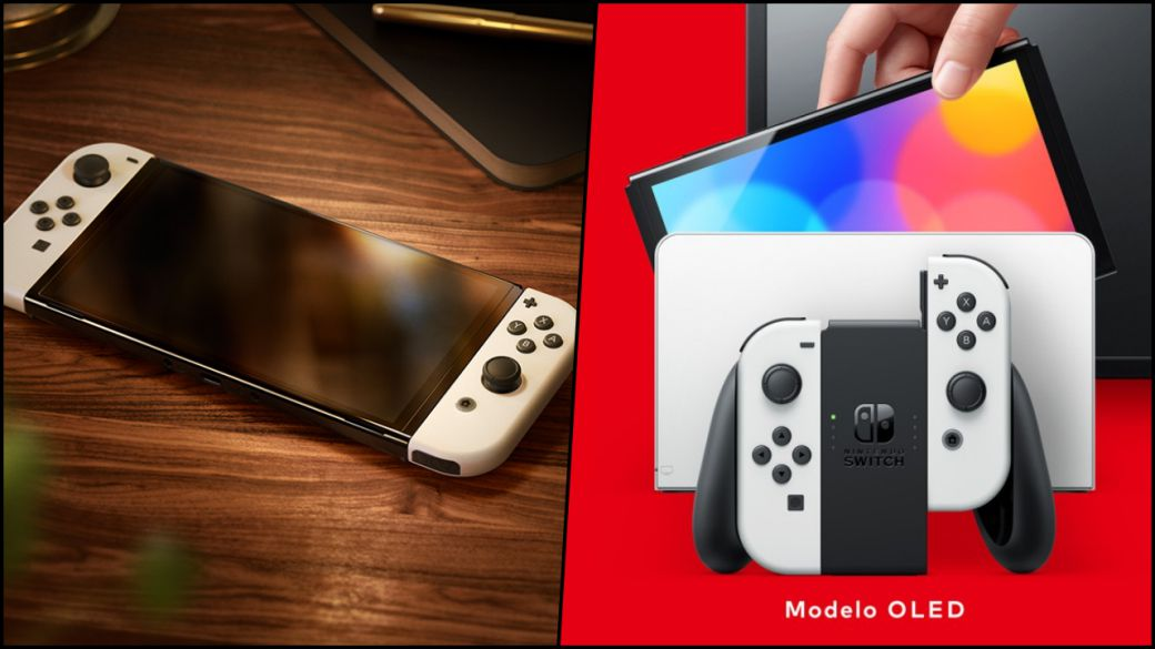 Nintendo Switch OLED, now available: where to buy in Spain and what is its price