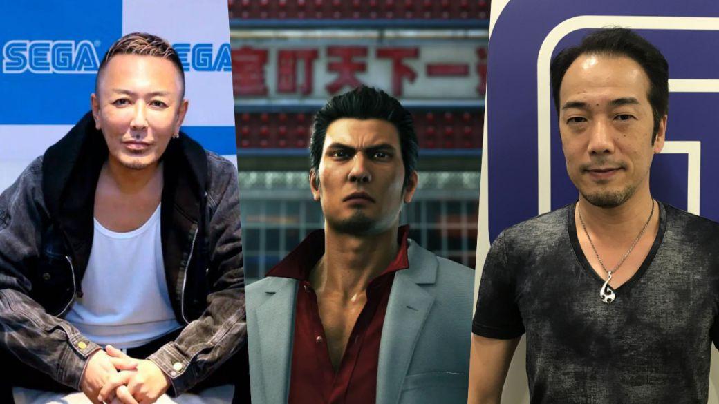 The goodbye of two of the figures behind the Yakuza saga is confirmed