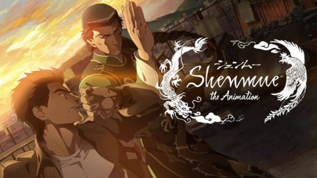 Shenmue resurfaces in the trailer for his new anime series