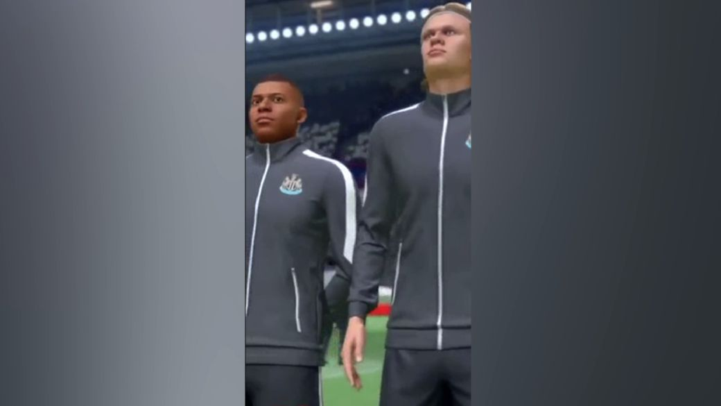 The crazy XI of Newcastle in FIFA that sweeps Twitter: let's see how they fit it ...