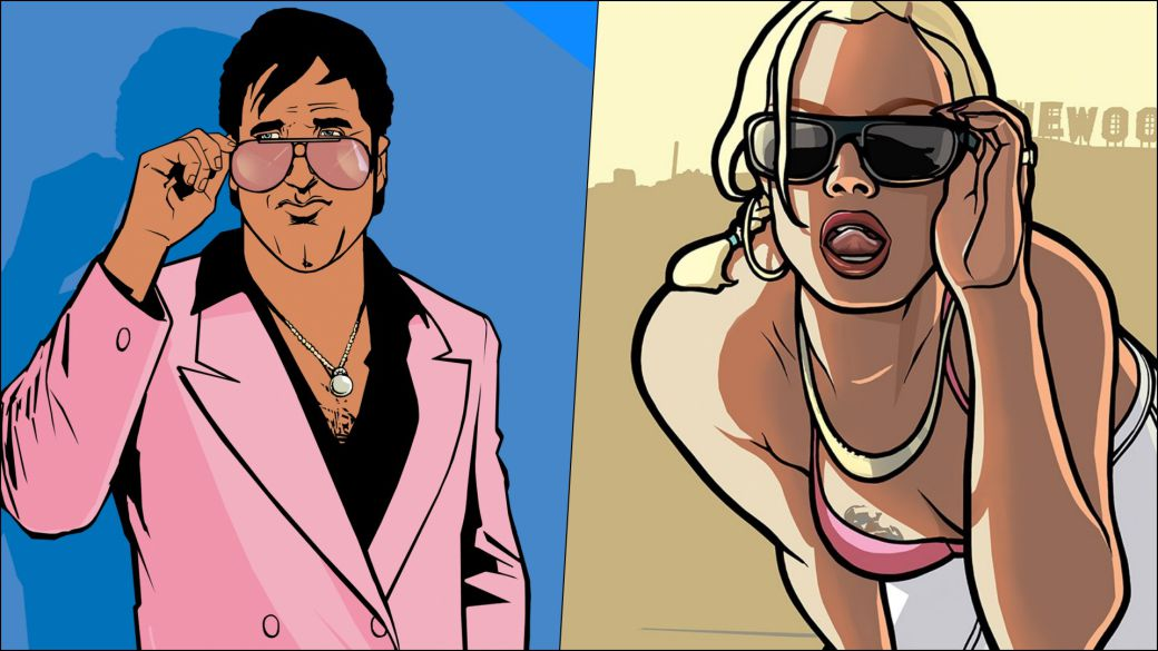 Grand Theft Auto: San Andreas, Vice City and III will disappear from digital sale