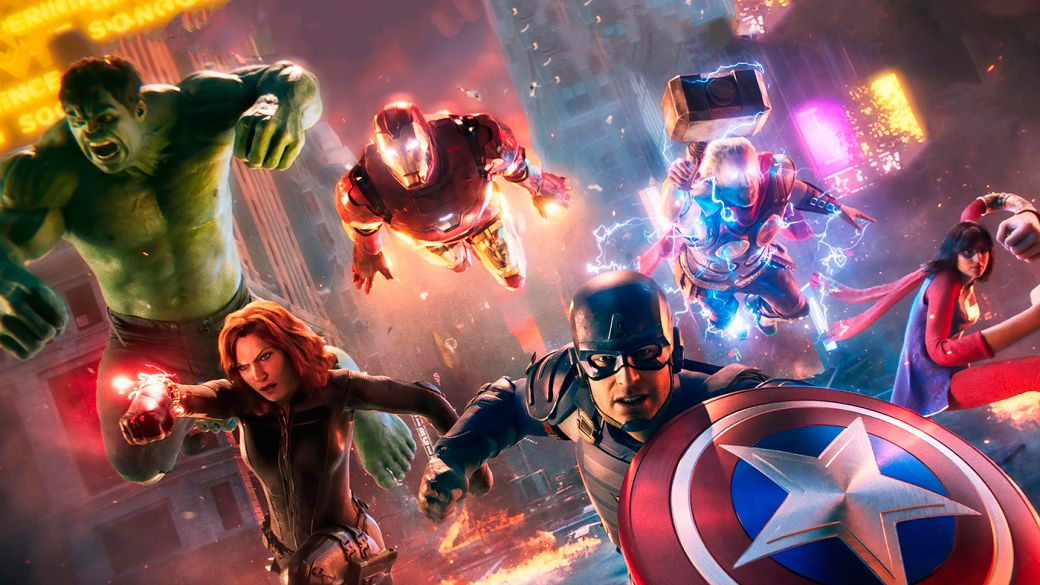 Marvel's Avengers includes experience accelerators via micropayments and the community protests