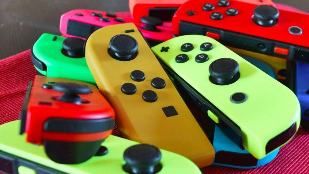 Nintendo Switch OLED: Latest Joy-Con Improve Stamina and Durability