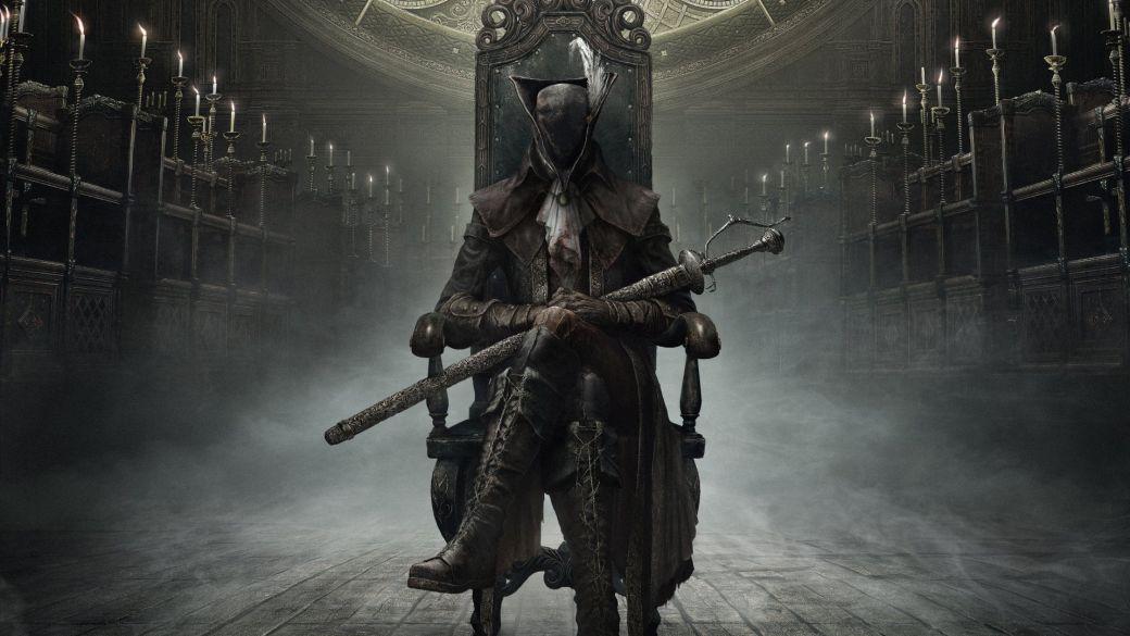 El productor of Bloodborne is a Team Ninja