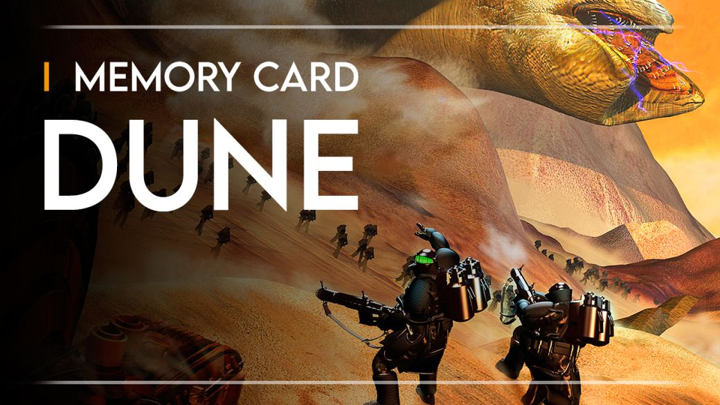 Beyond Movies and Books: The Dune Games