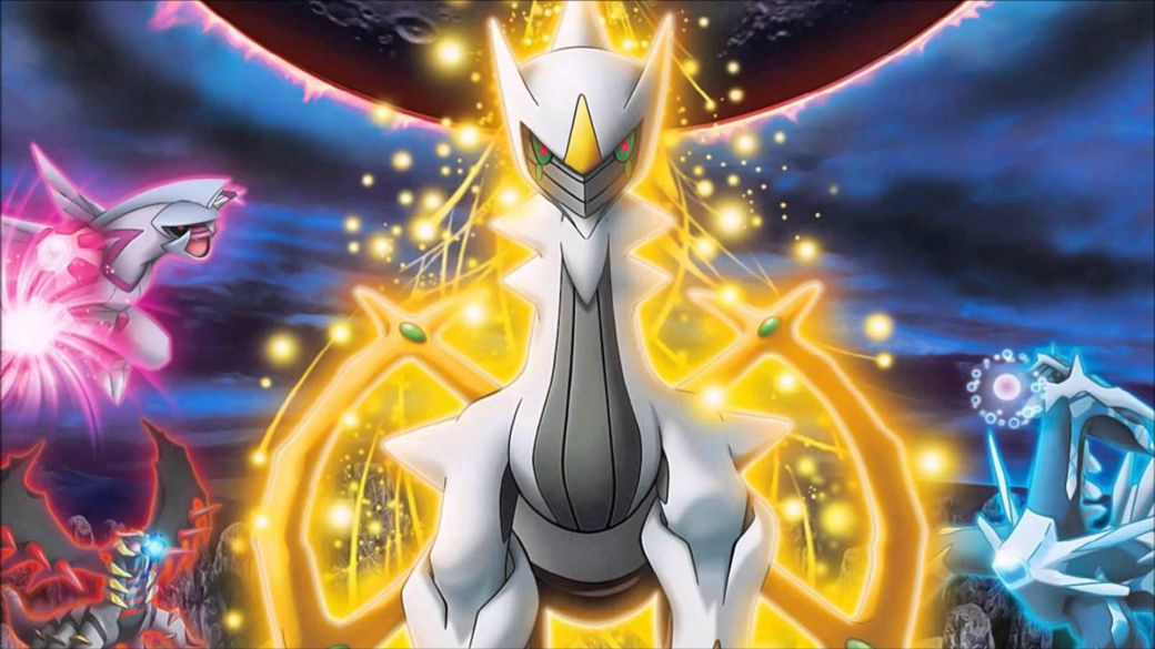 Pokémon Legends: Arceus won't be an open world