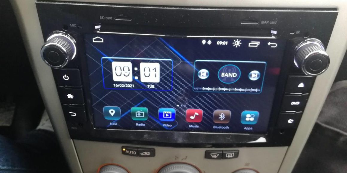 Upgrade your car radio cheaply: Android, DAB + and Bluetooth for older vehicles