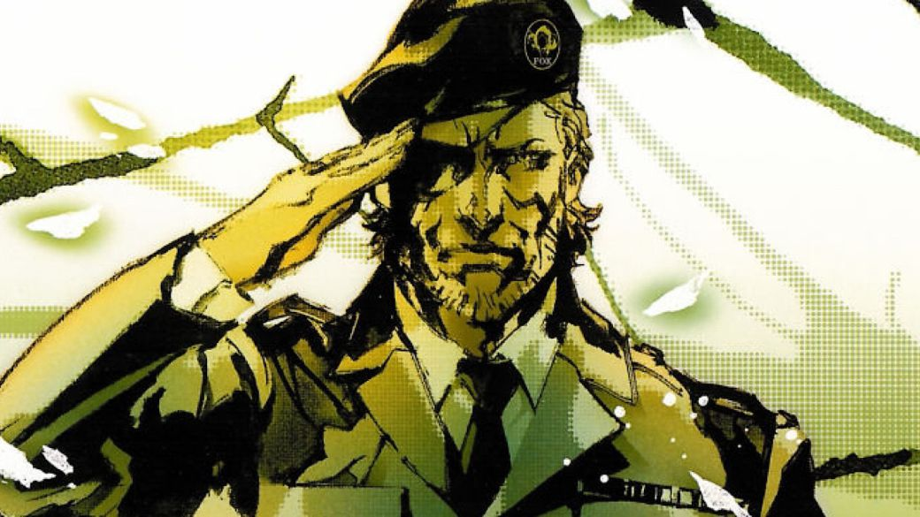 Virtuos is working on an unannounced remake;  link it to Metal Gear Solid 3