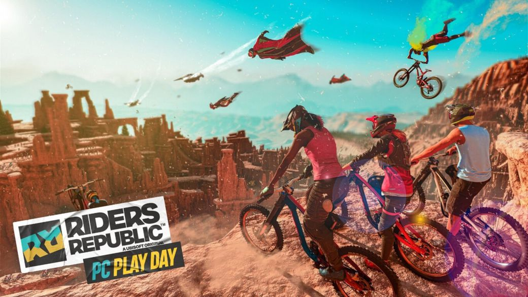 Riders Republic '- Play Free for 24 Hours on PC