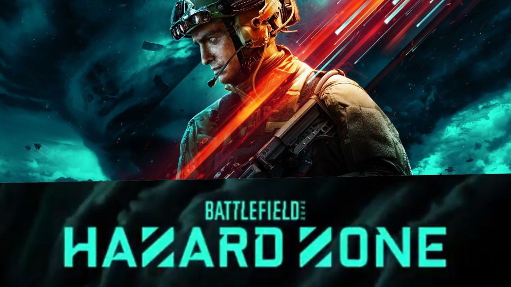 Battlefield 2042 will show Hazard Zone Mode for the first time;  trailer date