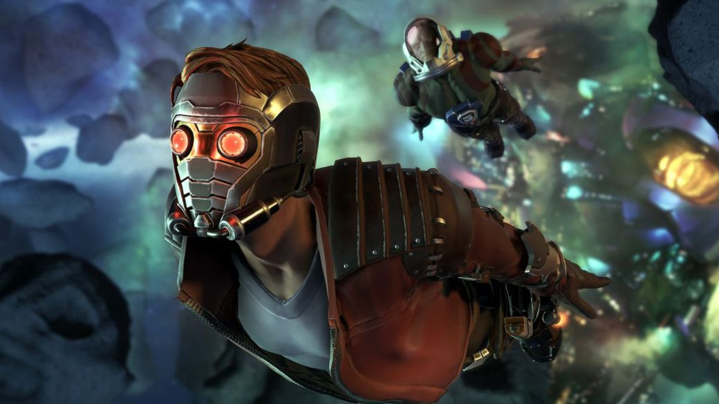 Marvel's Guardians of the Galaxy delivers galactic justice in its launch trailer