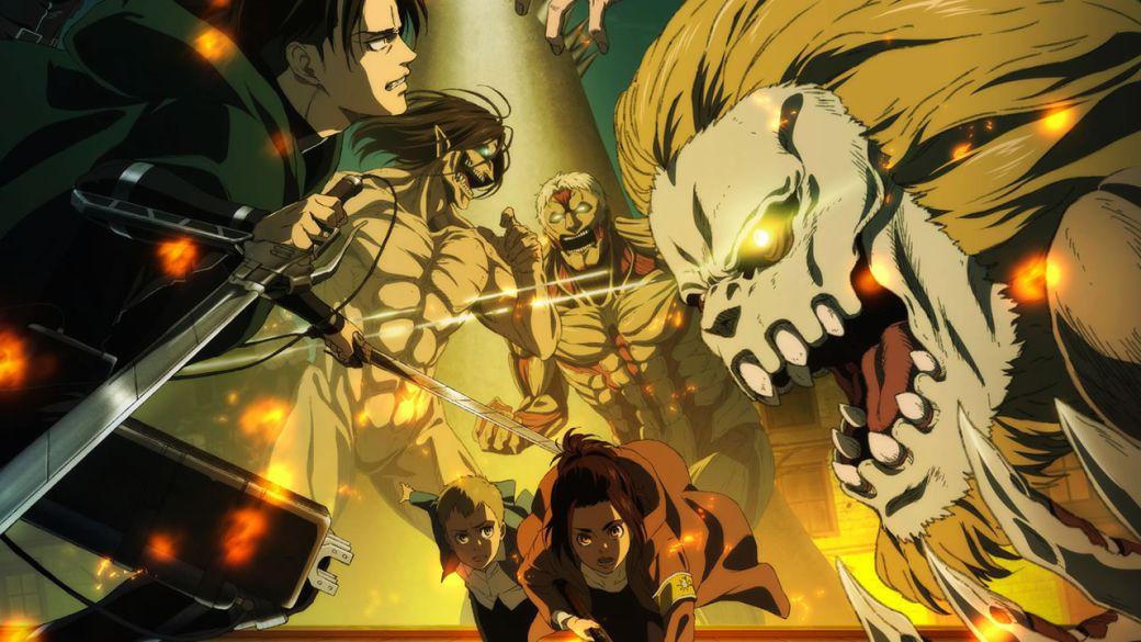 Shingeki no Kyojin pone fecha al final del anime en un teaser tráiler