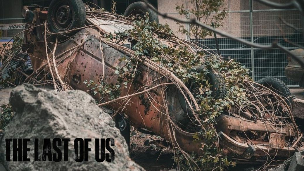 HBO's The Last of Us succumbs to the apocalypse in new photos of Joel and more