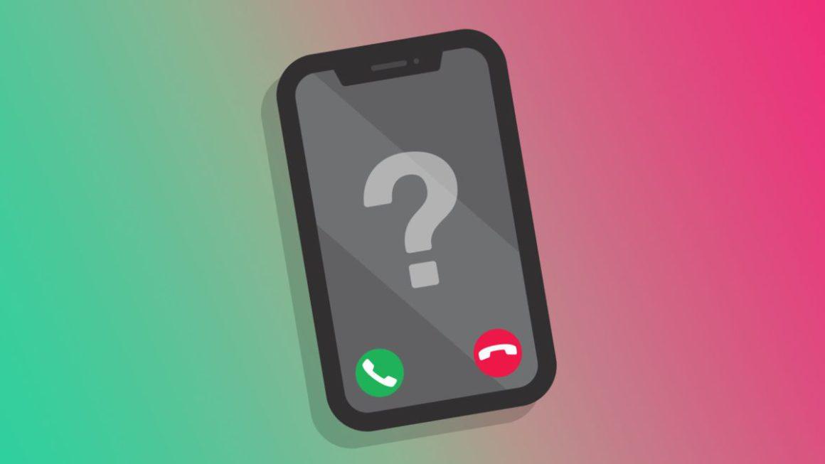 Cómo llamar con número oculto desde un iPhone