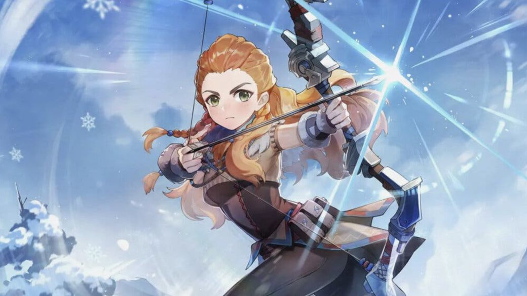 Aloy on Genshin Impact;  how to get it for free on Android and iOS, now available